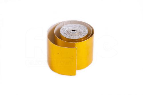 Forge Motorsport Gold Heat Resistant Wrap