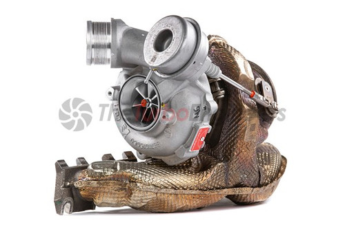 The Turbo Engineers - TTE600 Race Hybrid EA855 Evo Turbo Charger