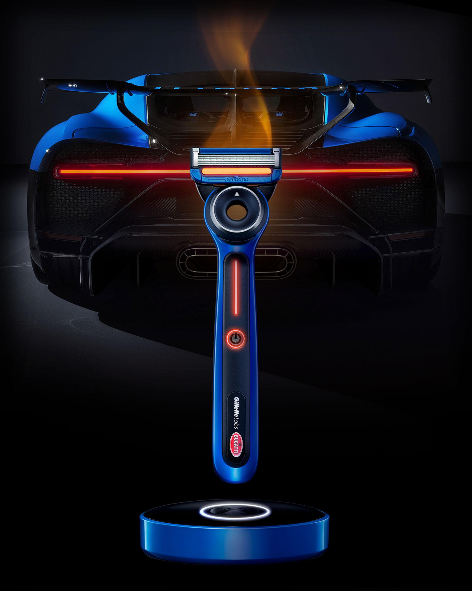 bugatti car razor
