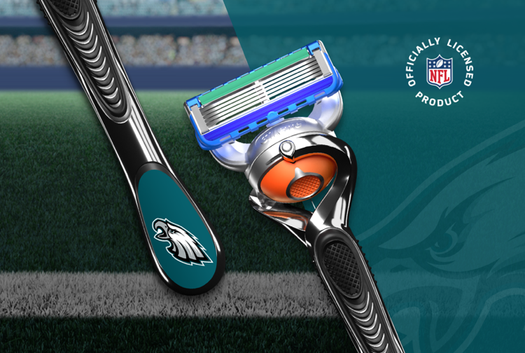 Gillette ProGlide Shield NFL Razor