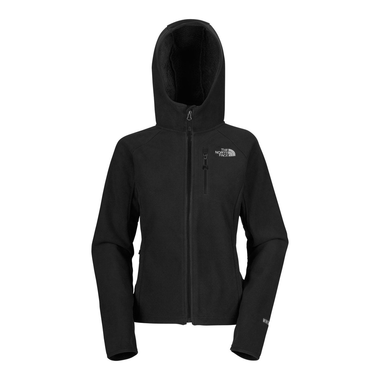 e24d16adb The North Face Womens Windwall 2 Jacket Black