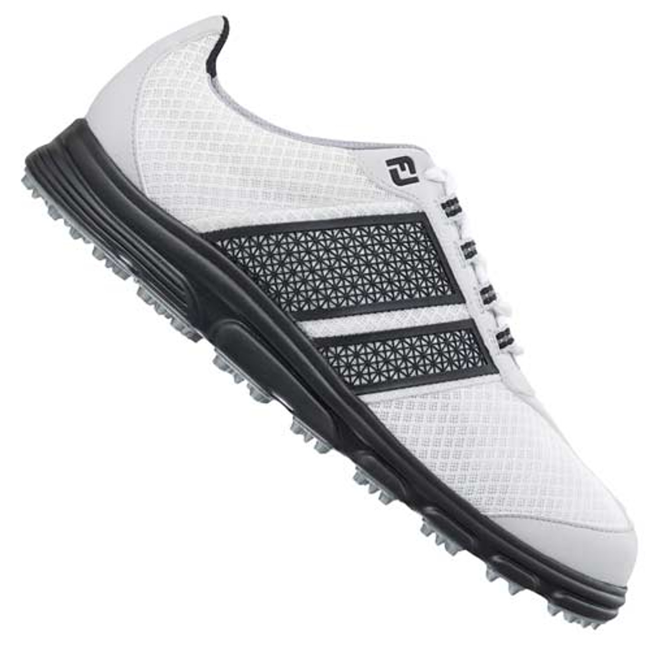 Men S Footjoy Superlites Ct Spikeless Golf Shoes Extra Wide Sieverts Sporting Goods