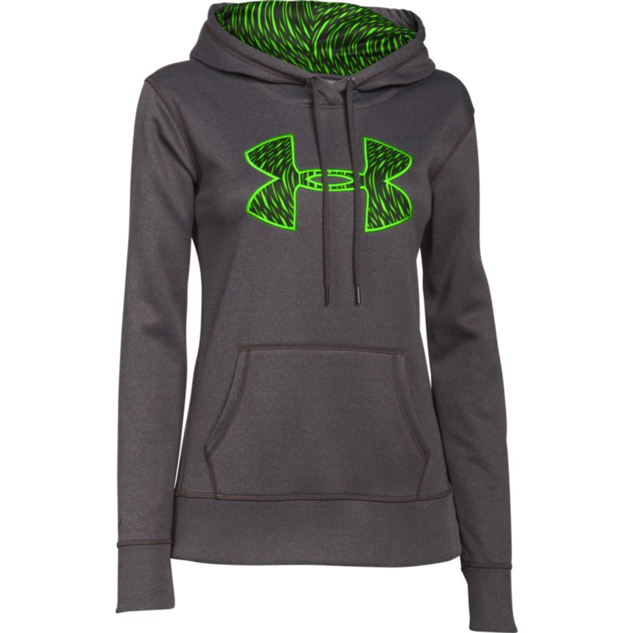 1d15ac1af Women's Under Armour Storm Armour Fleece Printed Big Logo Hoodie - Sieverts  Sporting Goods