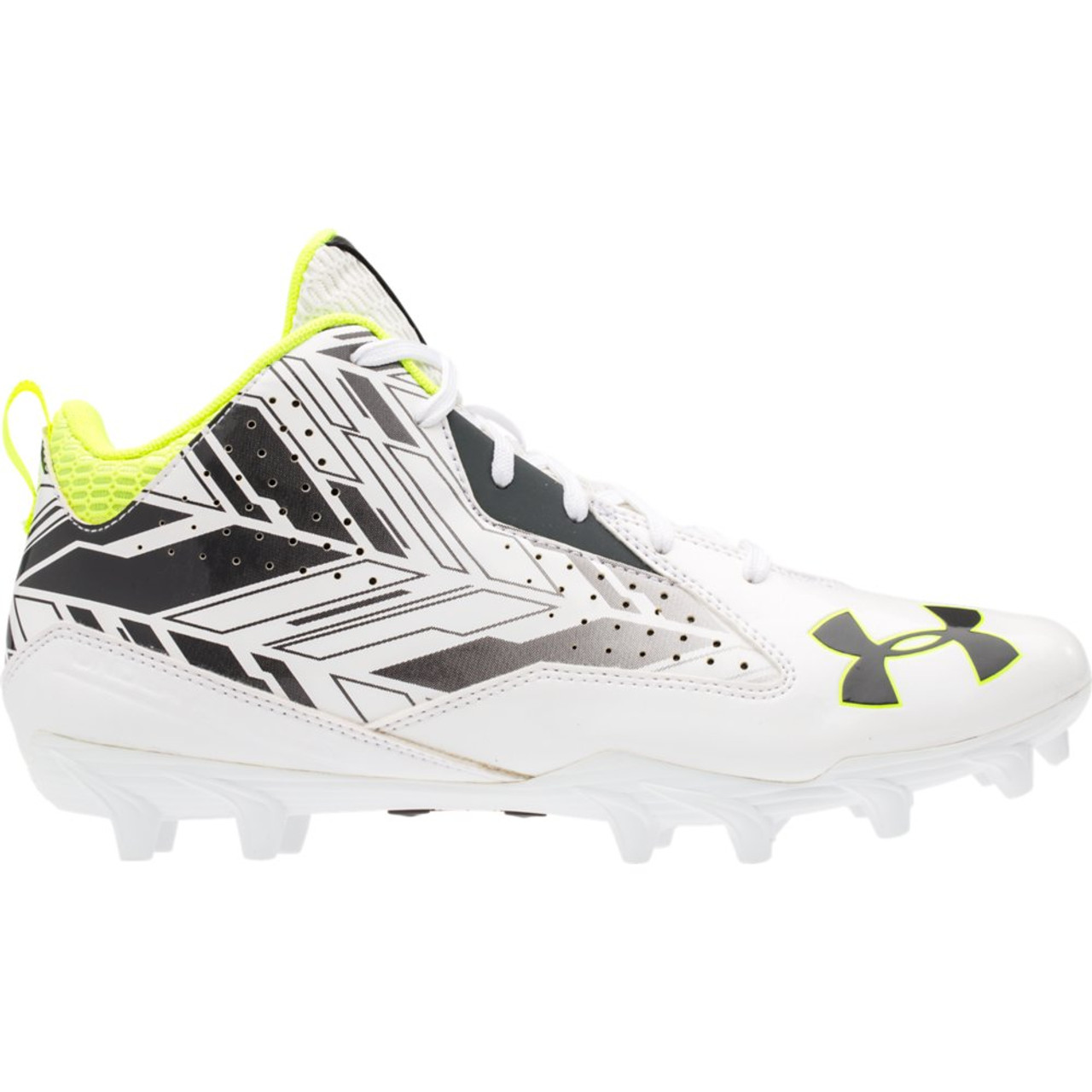 2243a1db7a1a Men's Under Armour Ripshot Mid MC Lacrosse Cleat - Sieverts Sporting Goods