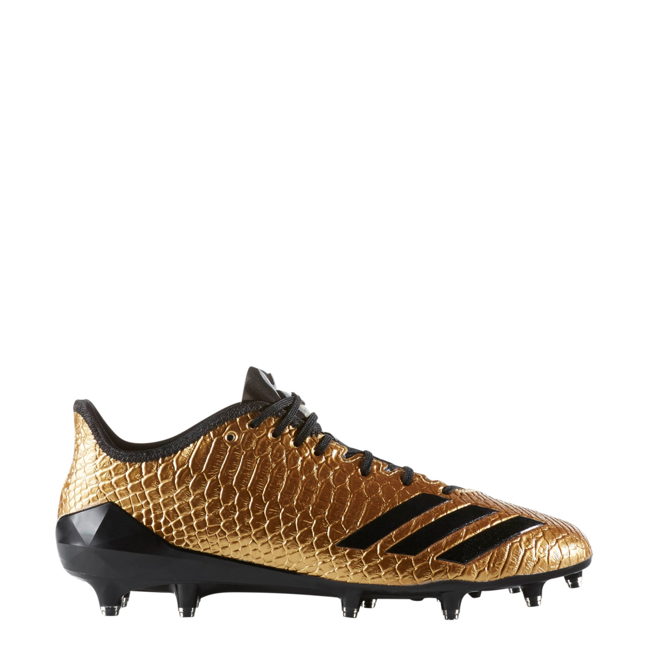 best sneakers 43bd7 2b5ef Mens Adidas Adizero 5-Star 6.0 GOLD Football Cleat - Sieverts Sporting  Goods