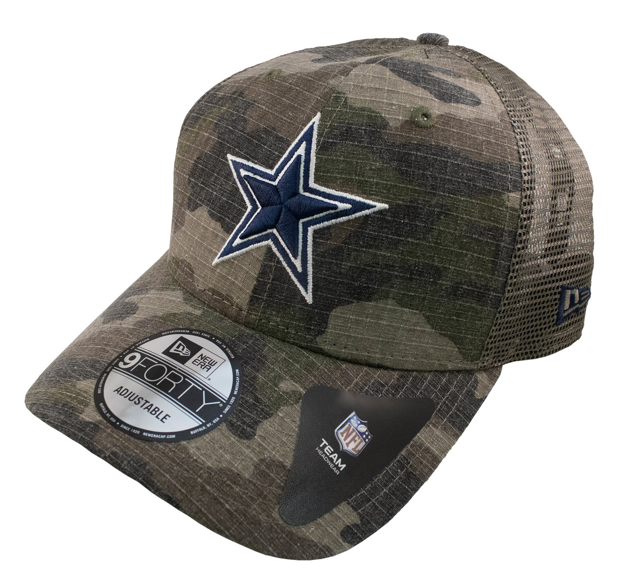be52c4cac9 Men s New Era Dallas Cowboys Trucker Duel Hat - Sieverts Sporting Goods