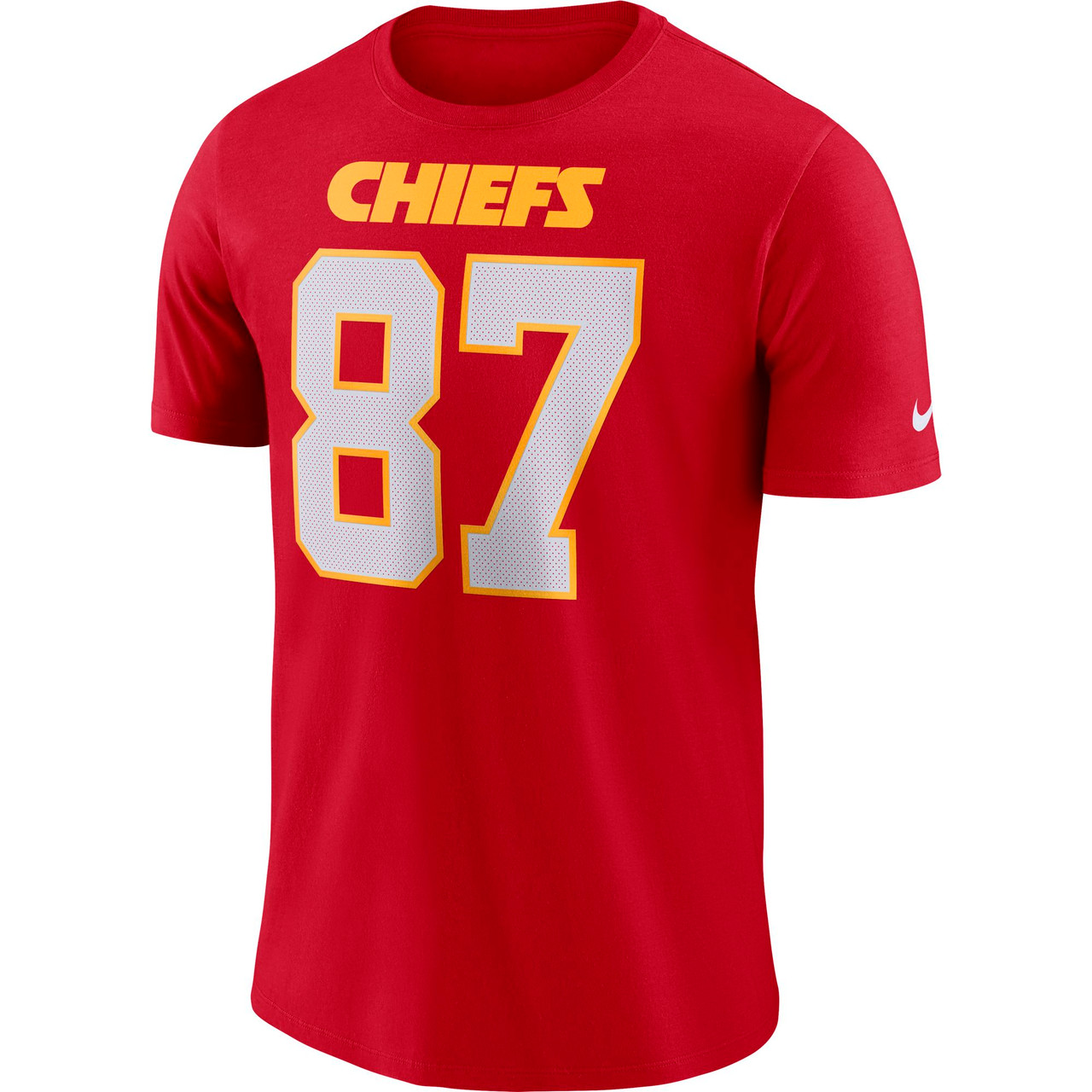39051ecb Men's Nike Travis Kelce Player Pride Name and Number 3.0 T Shirt