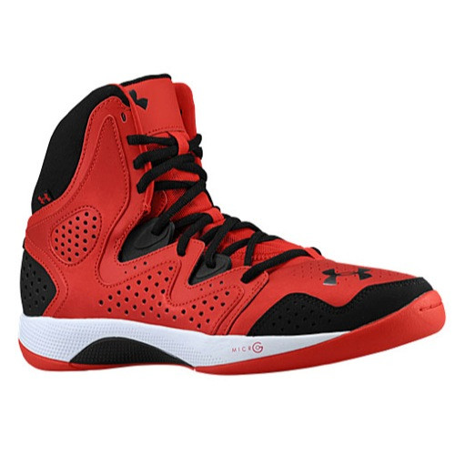 849d4453b6c5 Boys Under Armour Torch 2 Basketball Shoe Red Black - Sieverts ...