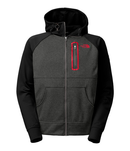 15e5a8369 Men's The North Face Mack Mays Full Zip Hoodie