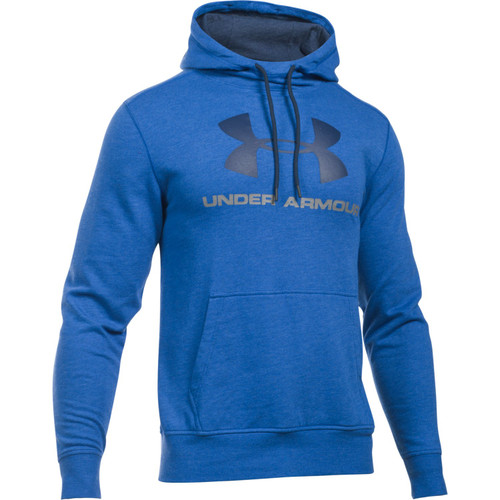 f92437199 Men's Under Armour Sportstyle Fleece Graphic Hoodie - Sieverts ...