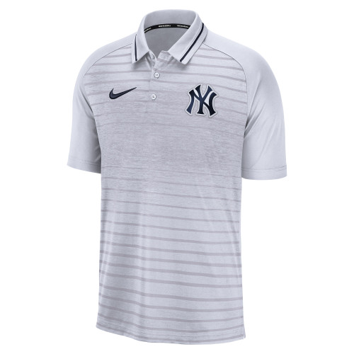 promo code 2cb8b 43f25 Men's Nike MLB New York Yankees Polo