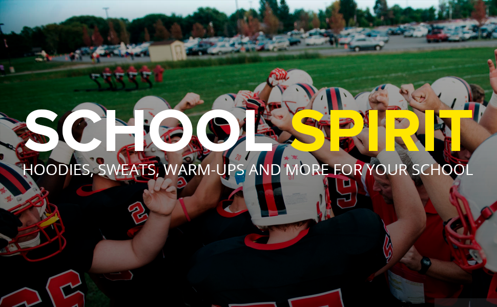 Sievert's Sports is Your School Spirit Store!