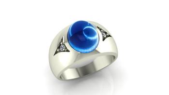 Odyssey- BLUE STAR SAPPHIRE CAB