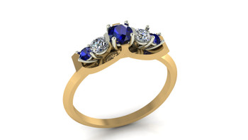 Cherish 2- Blue Sapphire