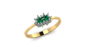 Nebula- Emerald