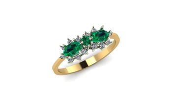 Dragonfly- Emerald