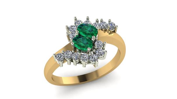 Aurora- Emerald
