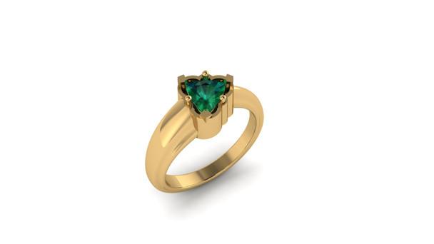 Dart- Emerald/ Synthetic