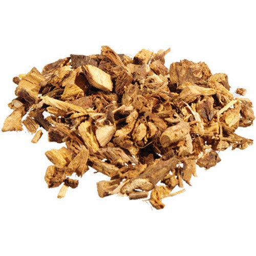 Great for making a complex flavored beer, or an authentic tasting root beer.   Licorice Root is a versatile ingredient you can use to flavor your homemade beer or root beer. In beer-making it is traditionally used in dark beers such as Porters and Stouts. Licorice Root imparts a very distinct licorice flavor and is surprisingly sweet. It contains Glycyrrhizin, a substance 50 times sweeter than sugar!   Use 1/2 - 1 ounce per 5 gallons and add for the last few minutes of the boil.   California Recipients:WARNING: Cancer and Reproductive Harm - www.P65Warnings.ca.gov