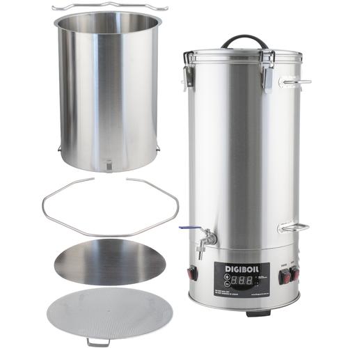 DigiMash All-Grain Electric Brewing System - 35L/9.25G (110V)