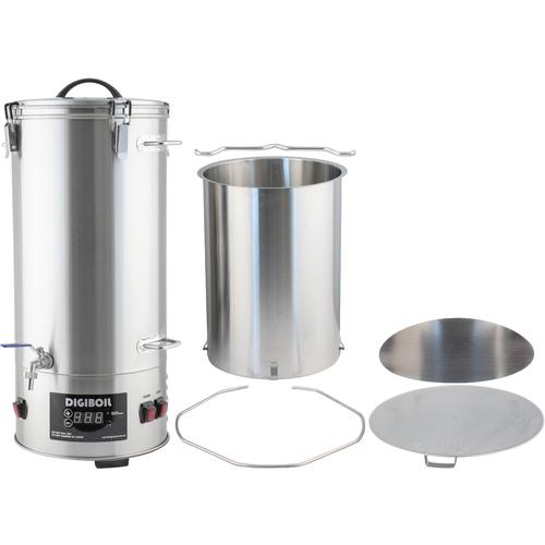 DigiMash All-Grain Electric Brewing System - 35L/9.25G (220V)