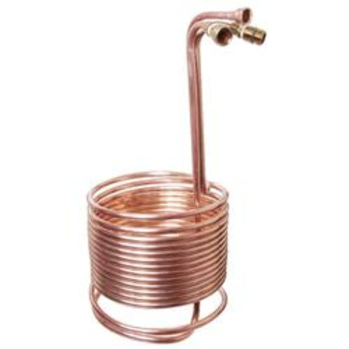 Immersion Wort Chiller (SuperChiller) - 50 ft. x 1/2 in. (With Recirculation Arm)