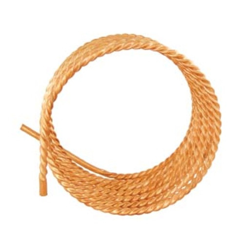 Convoluted Copper - 25 ft. x 5/8 in.