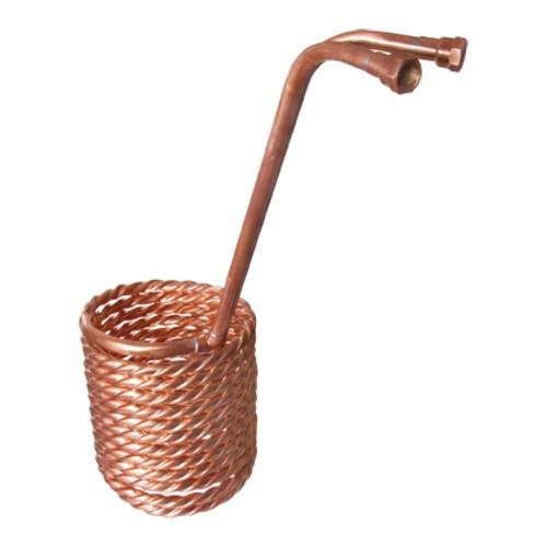 Copper Heat Exchanger (Convoluted)