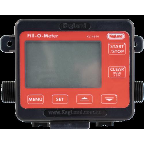 Fill-O-Meter - Water Measuring Flow Meter Device