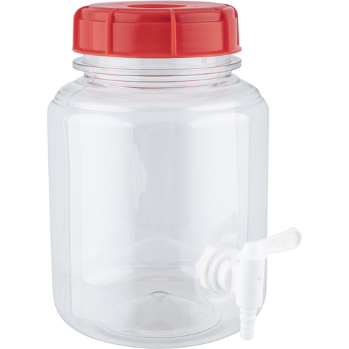 FerMonster 1 Gallon Ported Carboy With Spigot