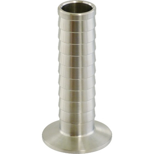 Stainless Tri-Clamp Barb - 1 in. x 1.5 in. T.C. (Long)