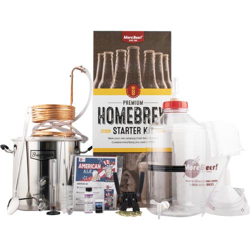 Premium Home Brewing Kit