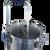 BrewZilla All Grain Brewing System With Pump - 35L/9.25G (220V)
