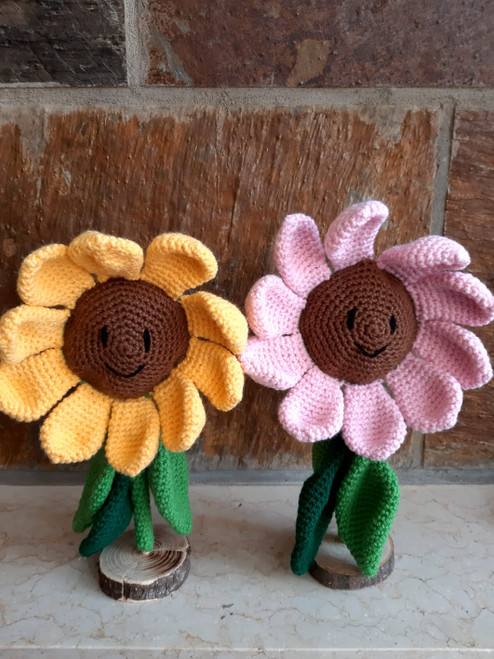 DIY pakket bloemen maken