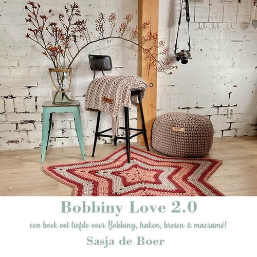 boek Bobbiny Love 2.0
