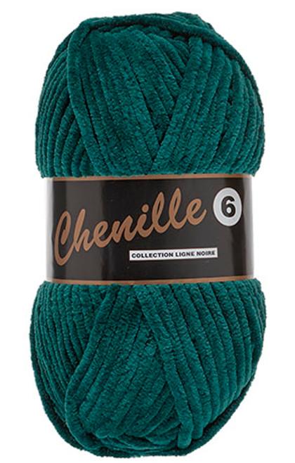 Lammy chenille 6  072 groen