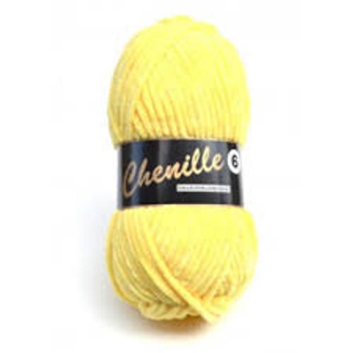 Lammy Chenille 6  510 geel