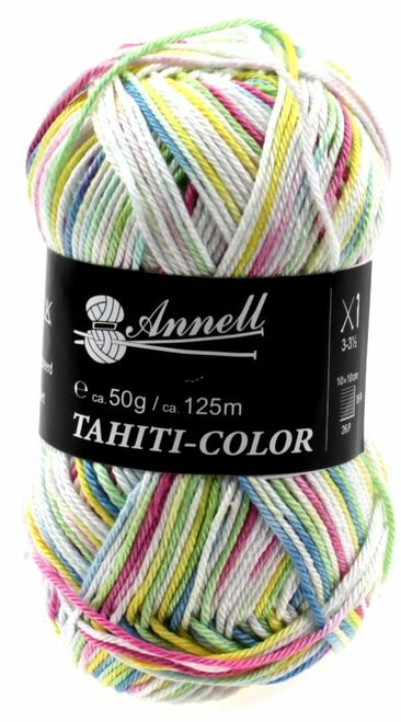 Tahiti color 3543