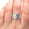 Mermaid Sterling Silver Ring