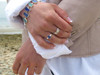Stack Sea Glass Ring - Single
