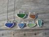 Sea Glass Horizon Necklace
