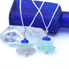 Sea Glass Healing Necklace