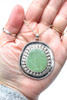 Seafoam Green Enchantress Sea Glass Necklace