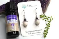 Sea Glass & Diffuser Beads