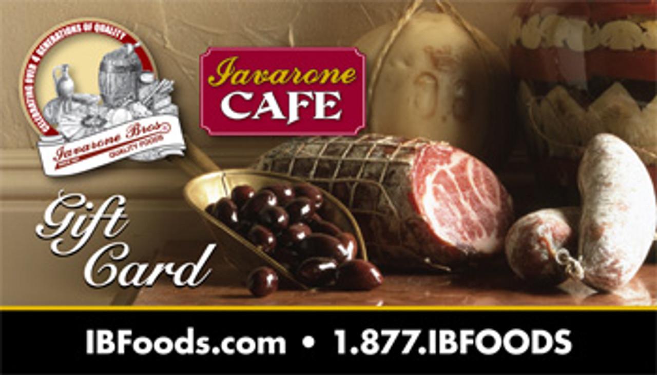 IB Food Retail Gift Card