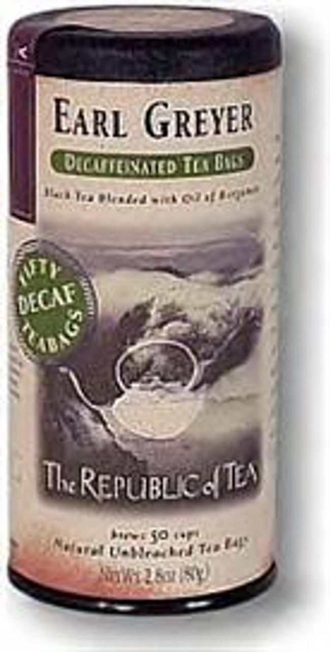 Earl Greyer Decaf Tea