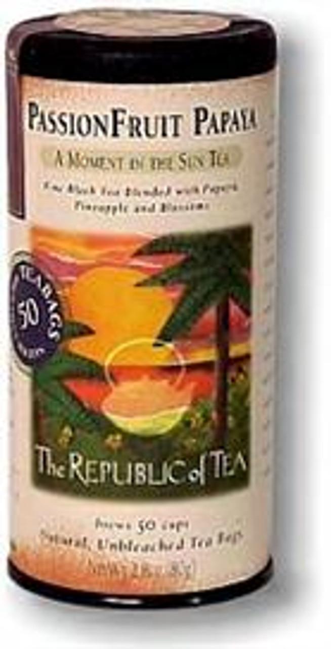 Passion Fruit Papaya Tea