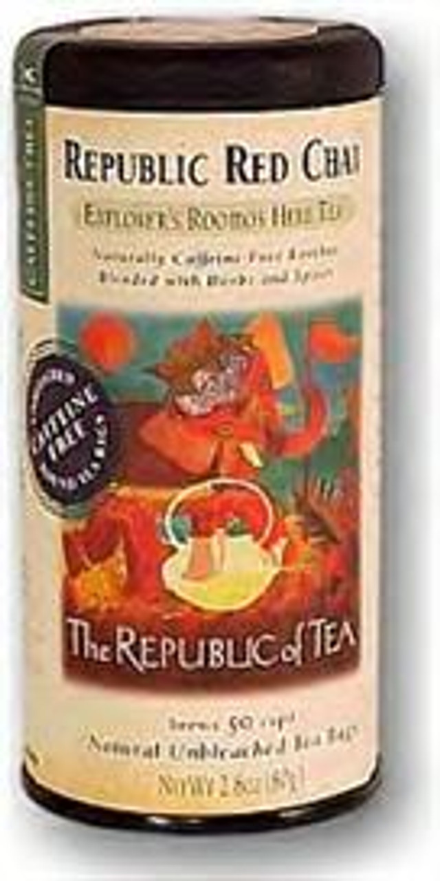 Red Chai Tea