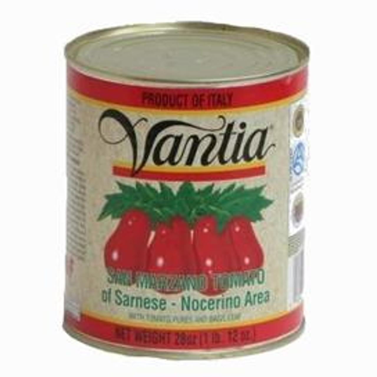 San Marzano D.O.P. Tomatoes
