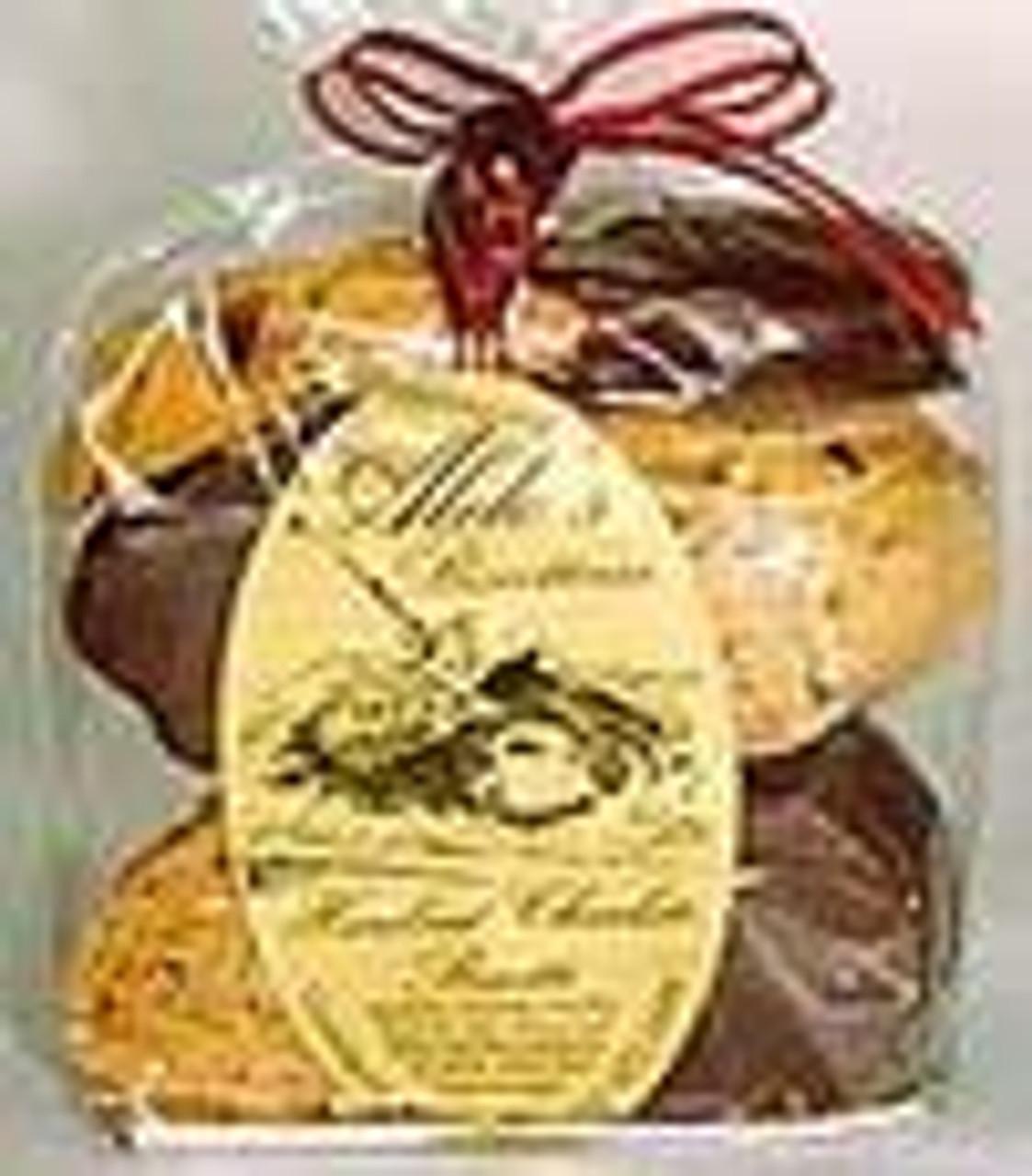 Almond Dark Chocolate Biscotti.